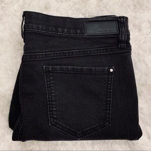DKNY Soho Straight Leg Black Jeans🖤
